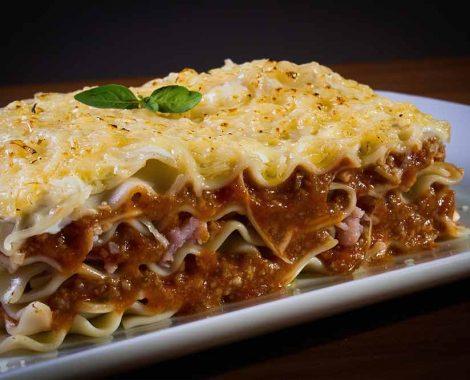 lasagna makika